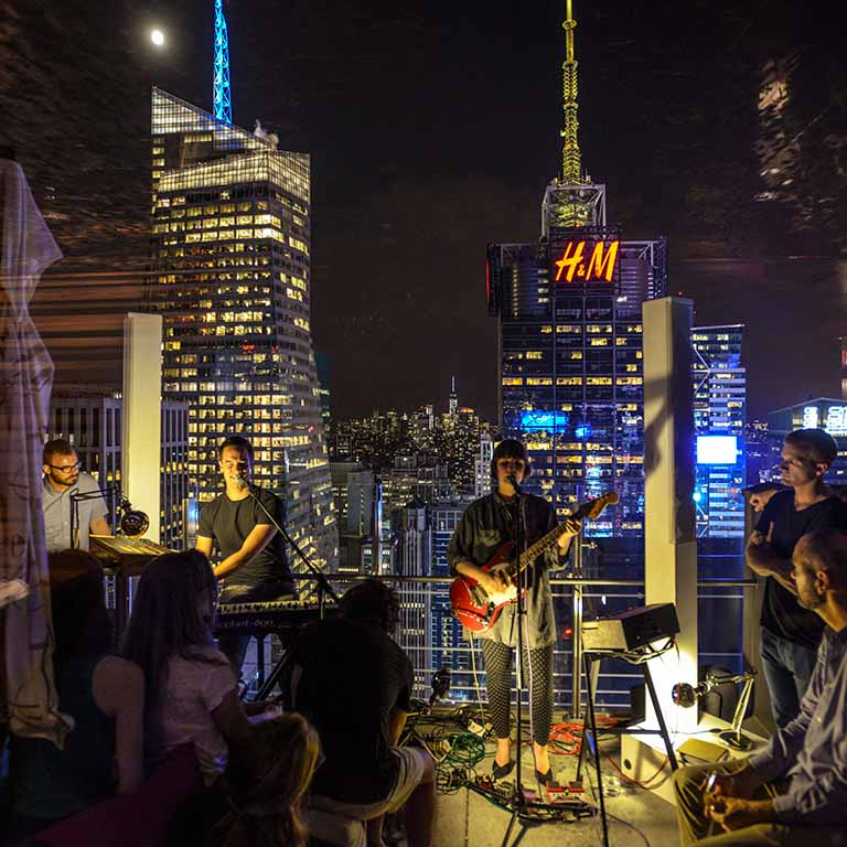 After Hours Rooftop Series: The Hyatt Times Square